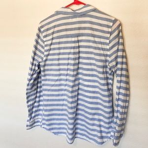 Old Navy Tops - Old Navy Striped Button Down Top